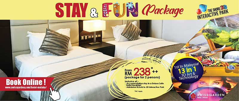 Stay & Fun Package