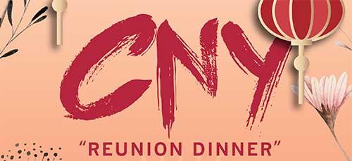 cny reunion dinner promotion hotel 2020