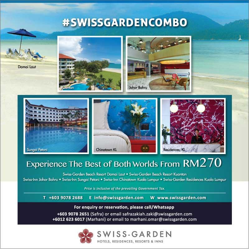 Swiss-garden Combo