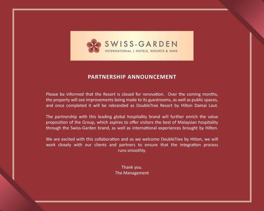 Partnership Notice