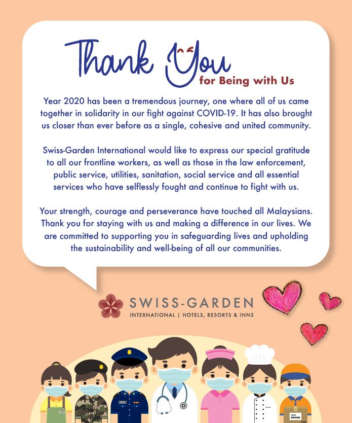SGI Thank You