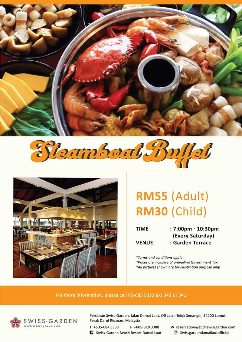 Steamboat Buffet