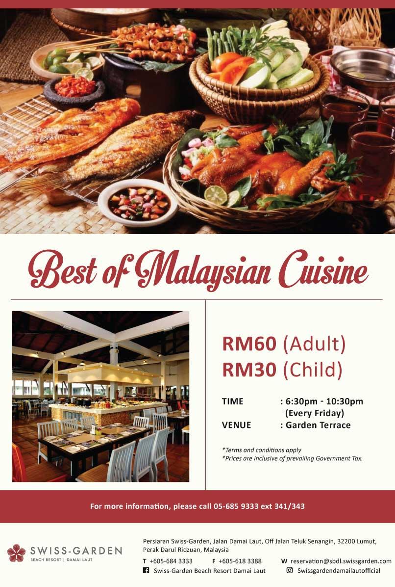 Best of Malaysian Cuisine