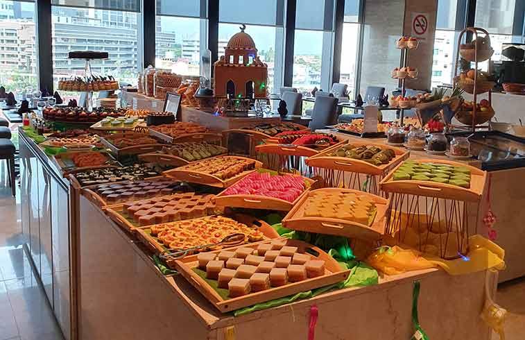 Ramadan Buffet Promotion Hotel Melaka 2020
