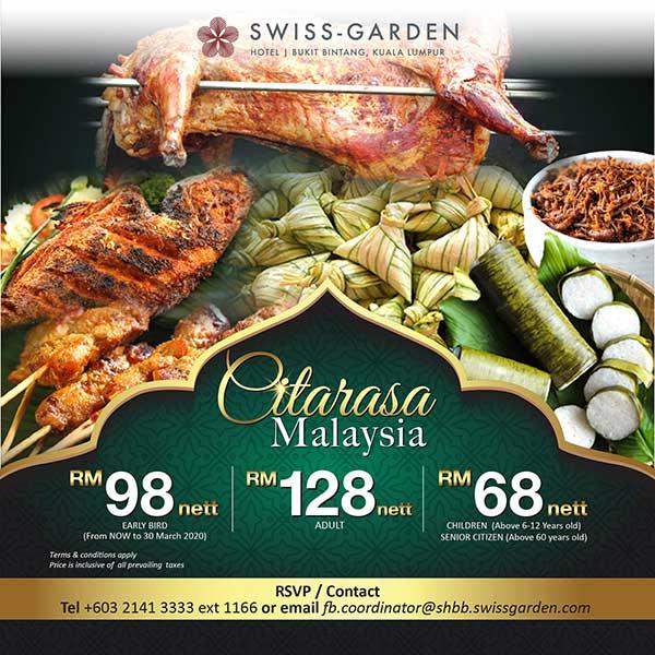 Citarasa Malaysia Ramadan Buffet KL Promotion 2020