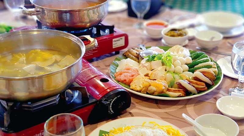 Steamboat &Grill Promotion Sungai Petani Hotel