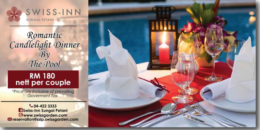 2 Days 1 Night Signature Package Romance Celebration Package